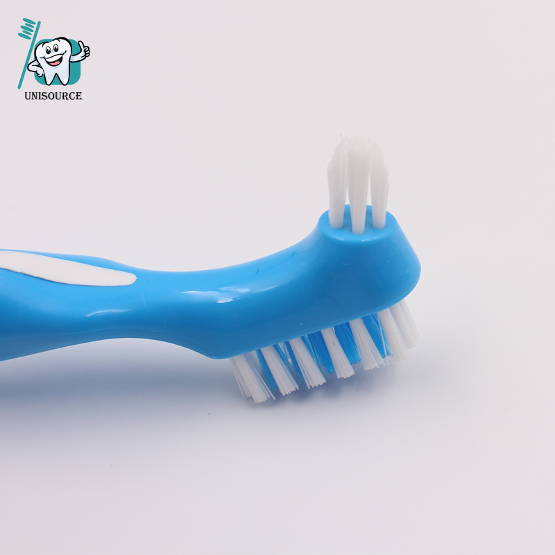 Wave Shape Denture Brush