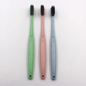 Ripple pattern Biodegradable Toothbrush