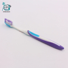 2 color handle Adult Toothbrush