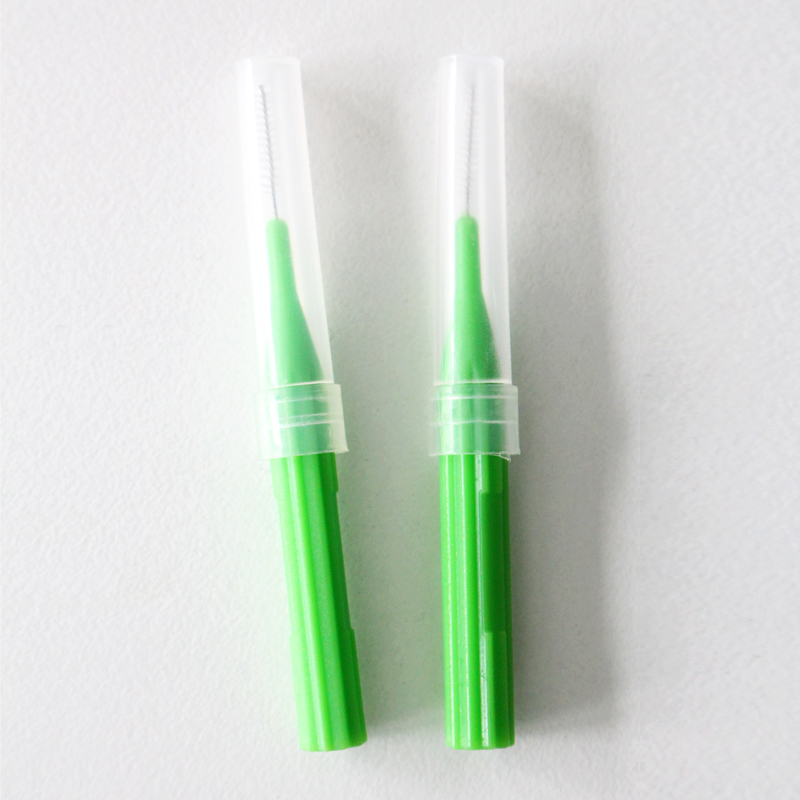 Adult Interdental Brush with custom packaging