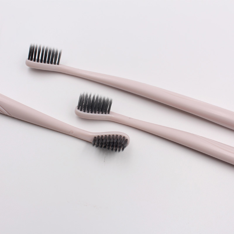 Crooked neck Biodegradable Toothbrush
