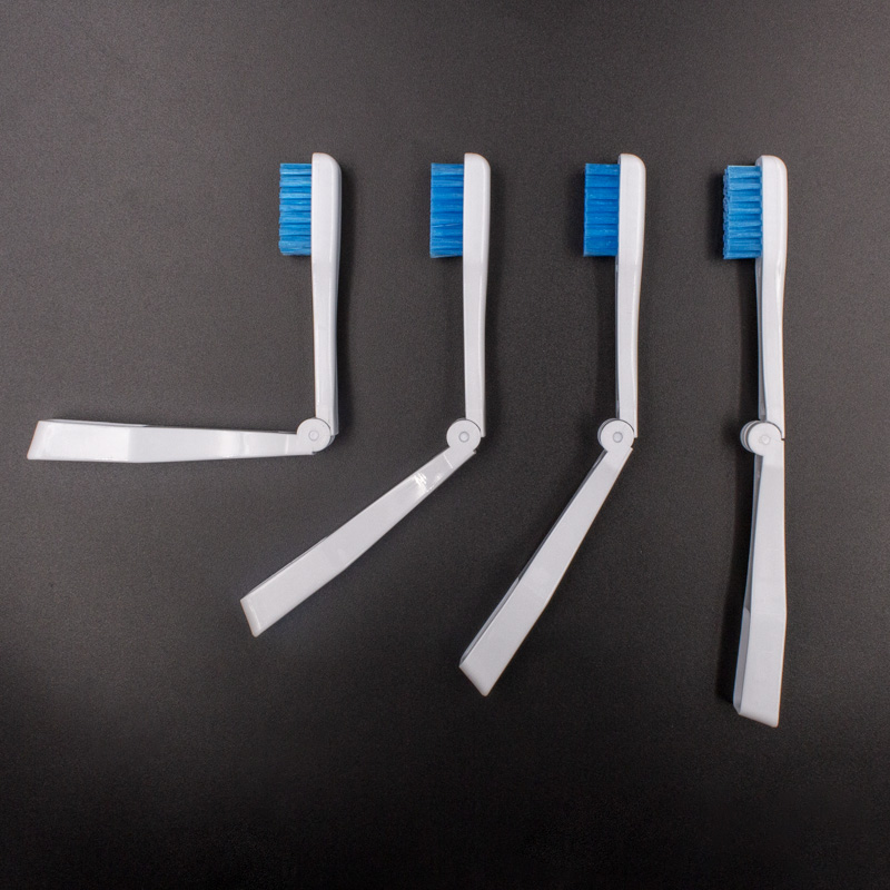 Fold Pre-pasted Toothbrush