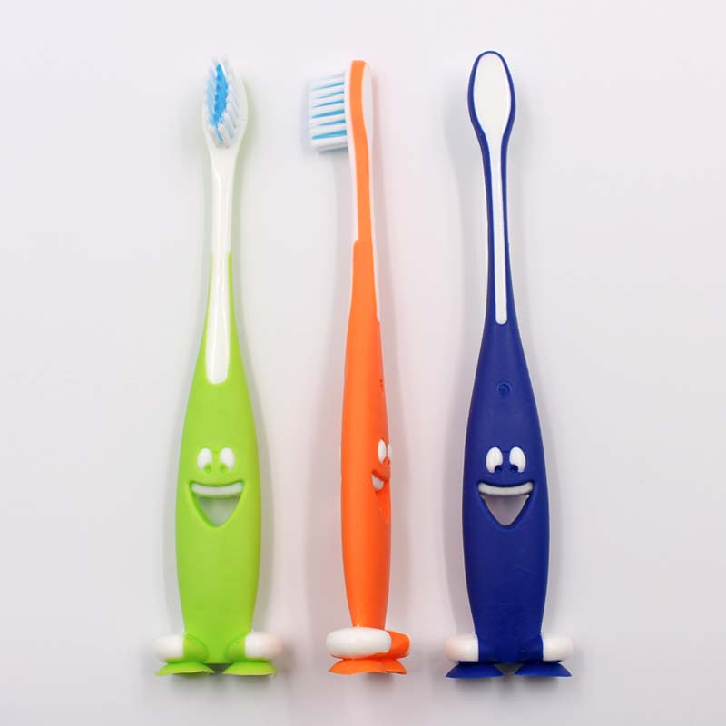 Smiley Face Kids Toothbrush