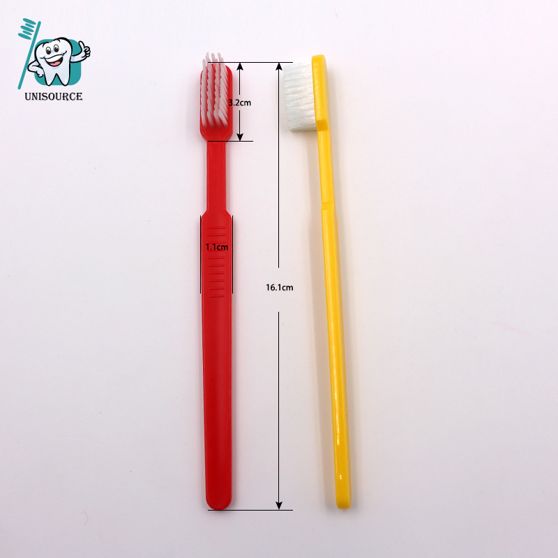 Pre-pasted Adult Toothbrush OEM